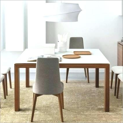 Square Extendable Dining Table Extendable Square Dining Table Square Pertaining To Most Popular Square Extendable Dining Tables (View 9 of 20)