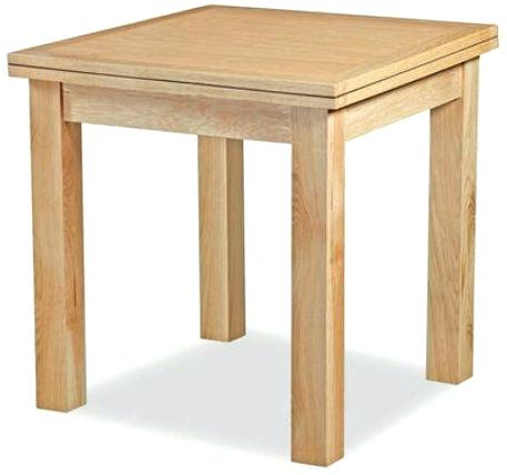 Square Extendable Table Metro Square Extending Table Square Intended For Well Known Small Square Extending Dining Tables (View 17 of 20)