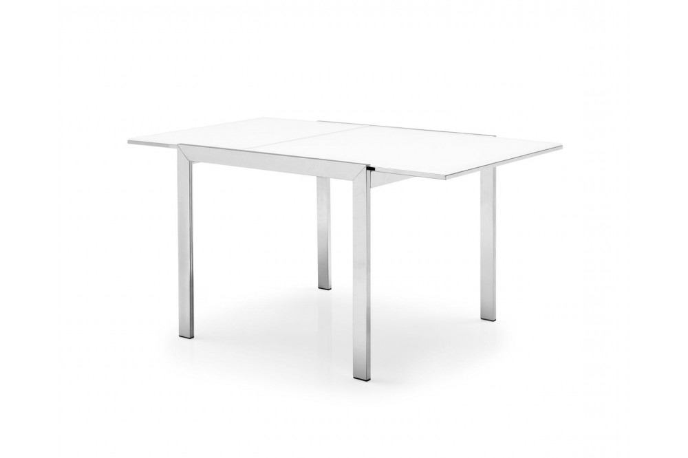 Square Extending Dining Tables With Preferred Calligaris Key Square Extending Dining Table Cs/4044 (Gallery 18 of 20)