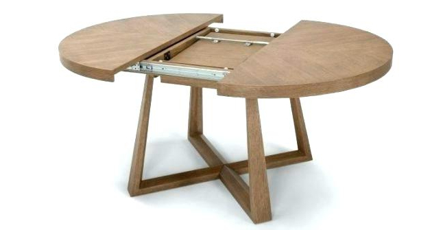 Square Extending Dining Tables With Regard To Most Recently Released Extendable Dining Tables Melbourne Round Extendable Dining Table (View 15 of 20)