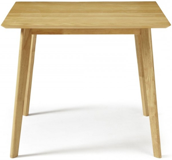 Square Oak Dining Tables Pertaining To Most Current Serene Westminster 90Cm Square Dining Table In Oak Finish (Gallery 12 of 20)