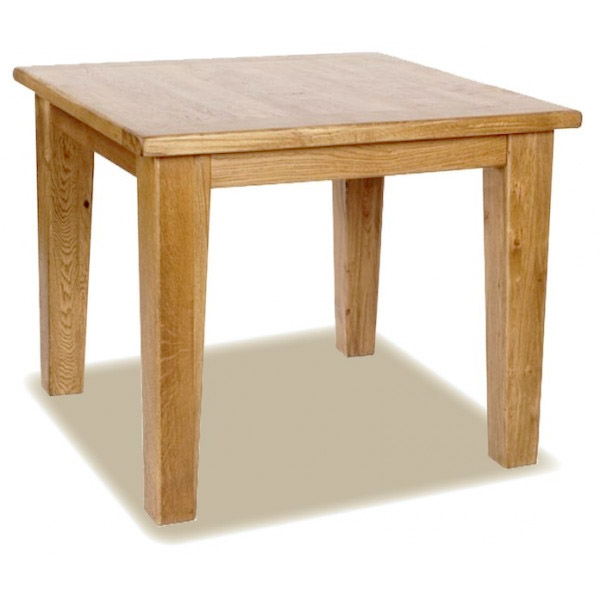 Square Oak Dining Tables With Widely Used Solid Oak Dining Table Square (Gallery 8 of 20)