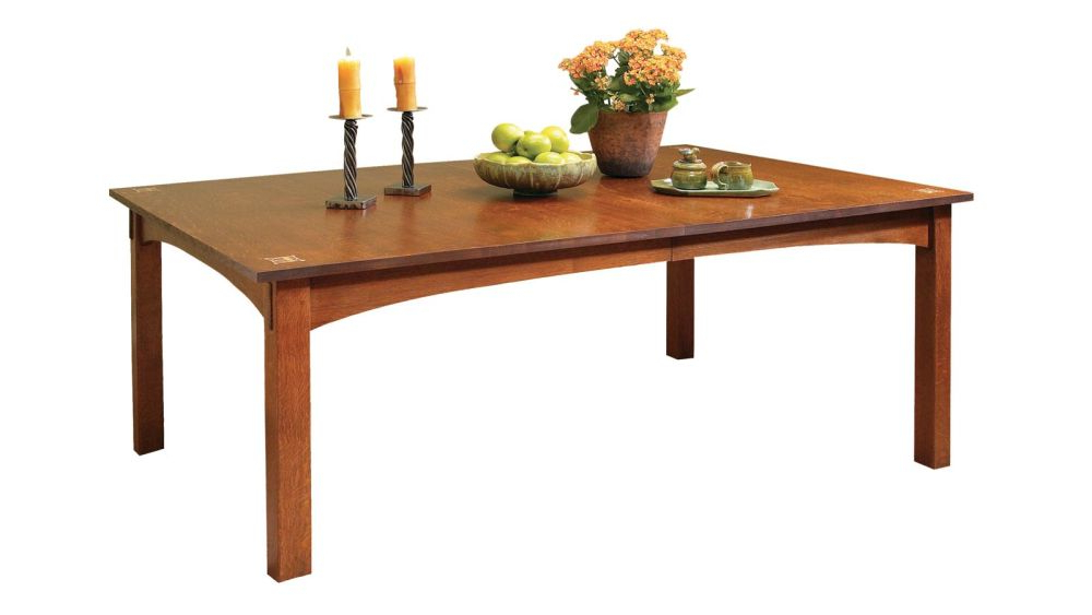 Stickley Harvey Ellis Dining Table With Most Current Harvey Dining Tables (Gallery 15 of 20)