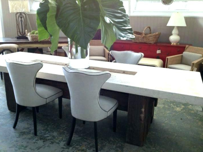 Stone Dining Room Tables Chic Stone Dining Table Dining Room Table Pertaining To Well Liked Stone Dining Tables (View 14 of 20)