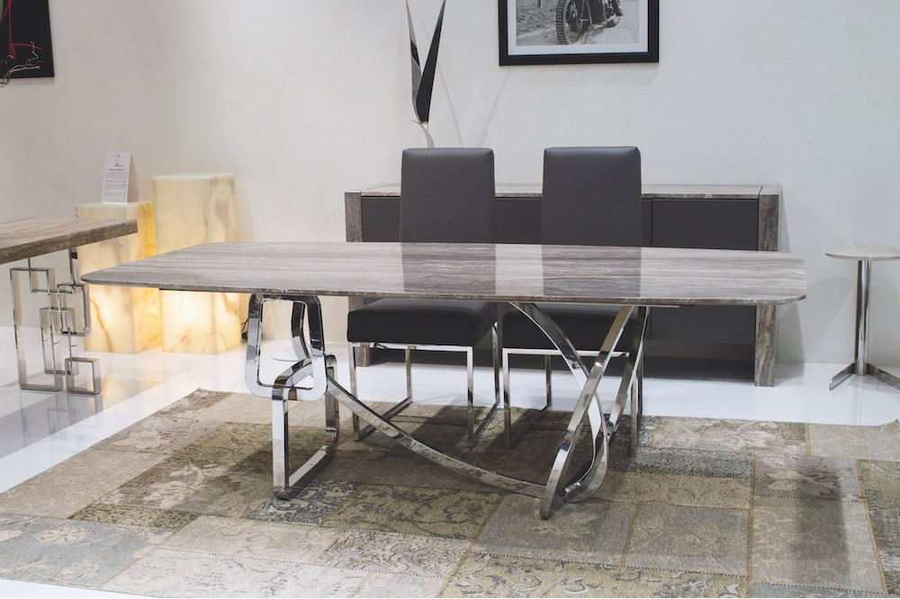 Stone Dining Tables Regarding Best And Newest Stone International Tangle Dining Table (View 11 of 20)