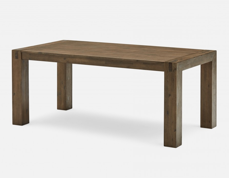 Structube In Well Known Wood Dining Tables (View 5 of 20)