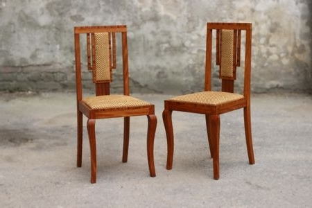 Styles Of Antique Side Chairs With Regard To Current Craftsman Side Chairs (View 17 of 20)