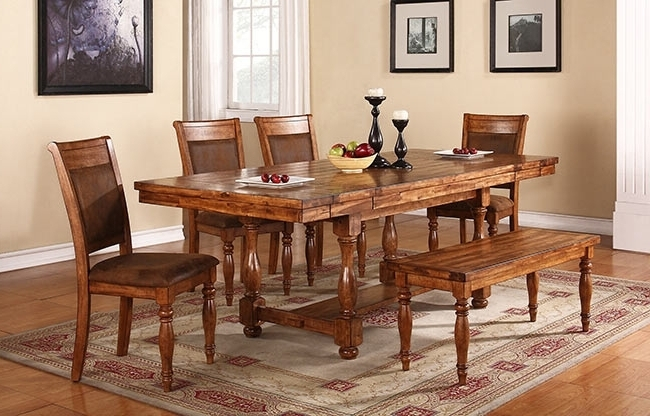 Sweet's Wood Furniture Winners Only Grand Estate Dining Within Newest Acacia Dining Tables (View 6 of 20)