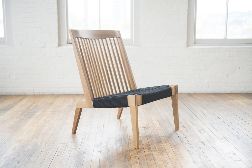 Swift Easy Chair — Phloem Studio For Popular Swift Side Chairs (View 12 of 20)