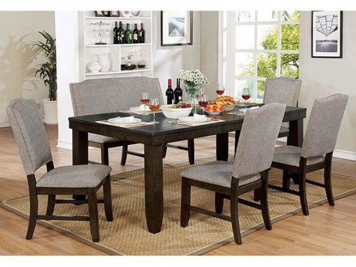 Teagan Dining Set – Shop For Affordable Home Furniture, Decor Regarding Popular Teagan Side Chairs (View 6 of 20)
