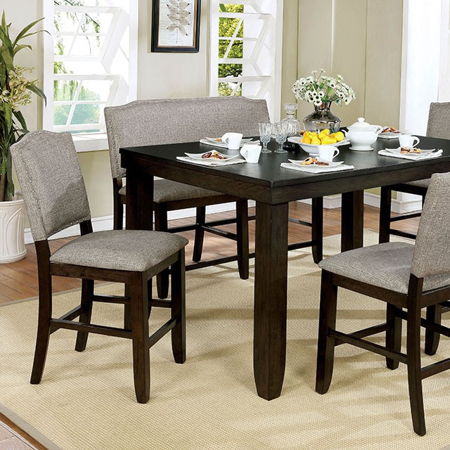 Teagan Extension Dining Tables Inside Most Current Teagan Counter Height Dining Table (Gallery 4 of 20)