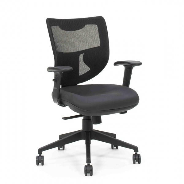 Teagan Side Chairs Regarding Latest Ergo Chairs – Teagan : Kellex Seating : Pro Material Solutions (View 15 of 20)