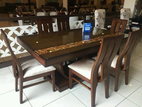 Teak Dining (Gallery 10 of 20)
