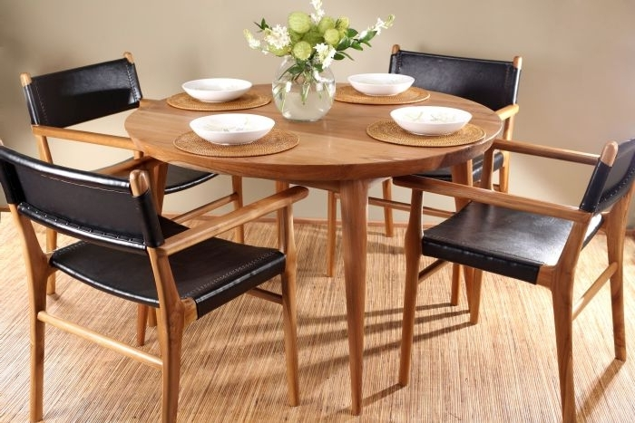 Teakwood With Regard To Bali Dining Sets (View 17 of 20)