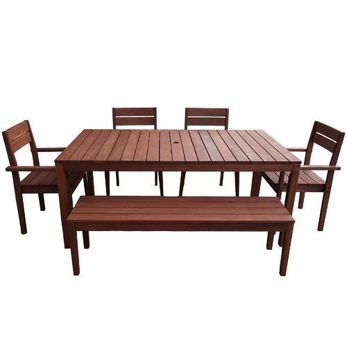 Temple & Webster Throughout Most Popular 8 Seat Outdoor Dining Tables (View 7 of 20)