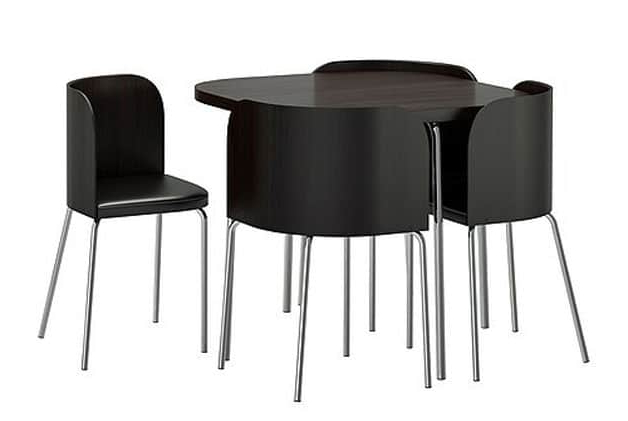 The 6 Best Options (At An Affordable Price!) With Regard To Small Dining Tables (View 19 of 20)