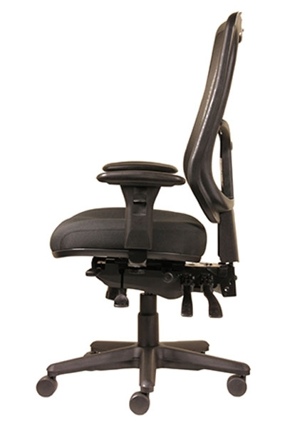 The Attic Furniture – Swift Ergonomic Chair Inside Popular Swift Side Chairs (View 9 of 20)