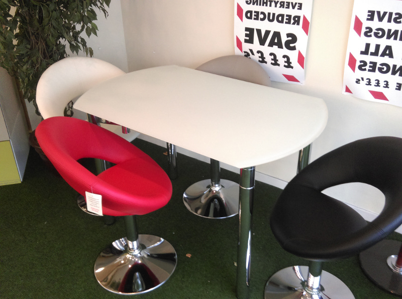 The Furniture Clearance Centre Inside Newest Smartie Dining Tables And Chairs (View 4 of 20)