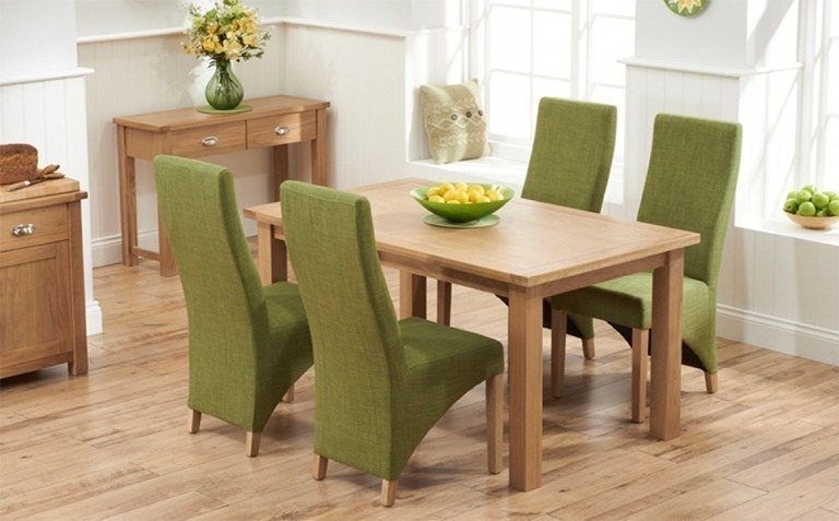 The Great Intended For Well Known Oak Dining Tables And Chairs (Gallery 4 of 20)