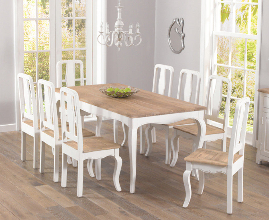 The Great Within Shabby Dining Tables And Chairs (View 17 of 20)