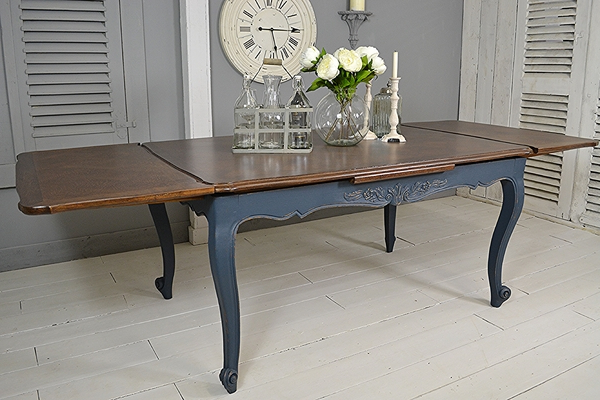 The Regarding Latest French Extending Dining Tables (Gallery 5 of 20)