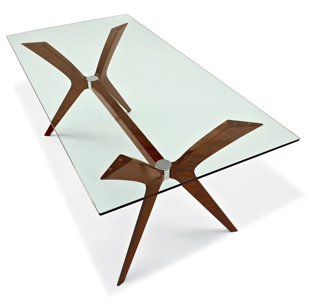 The Tokyo Glass Dining Table, Calligaris – Luxury Furniture Mr With Latest Tokyo Dining Tables (View 14 of 20)