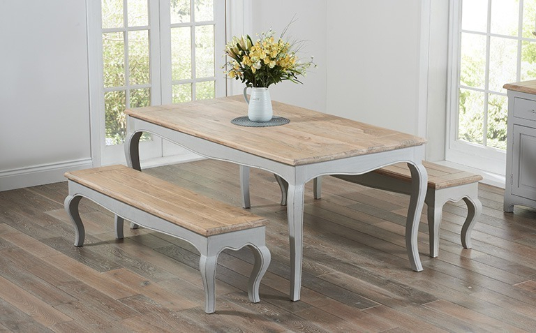 The With Well Known Painted Dining Tables (View 18 of 20)