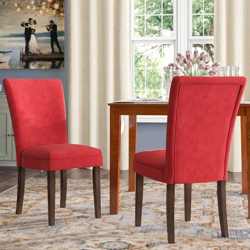 Three Posts Oliver Side Chair & Reviews (View 18 of 20)