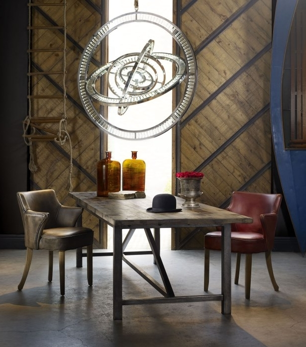 Timothy Oulton Within Parquet Dining Chairs (View 8 of 20)