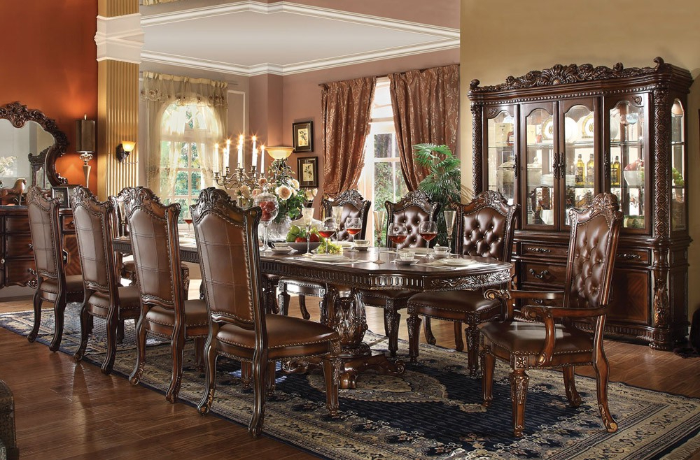 Tips For Purchasing Traditional Dining Room Sets – Blogbeen Regarding Fashionable Traditional Dining Tables (View 10 of 20)