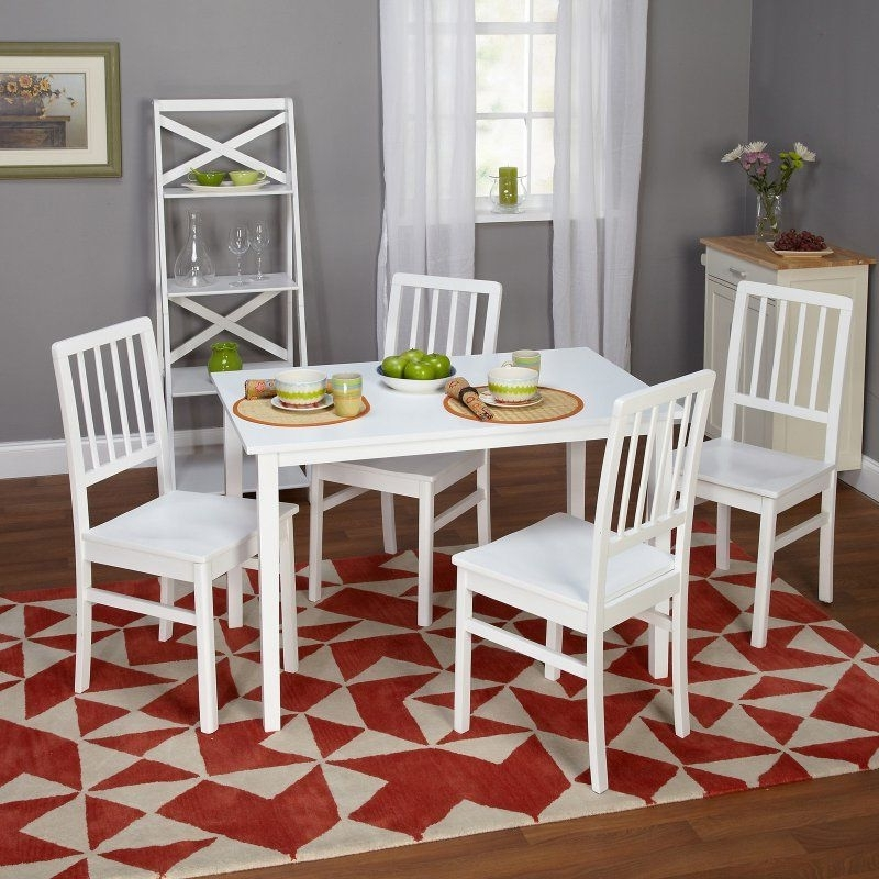 Tms 5 Piece Camden Round Dining Table Set (View 17 of 20)