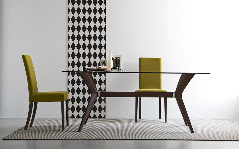 Tokyo Dining Tablecalligaris (cs/18 Rc 180g) For Widely Used Tokyo Dining Tables (View 10 of 20)