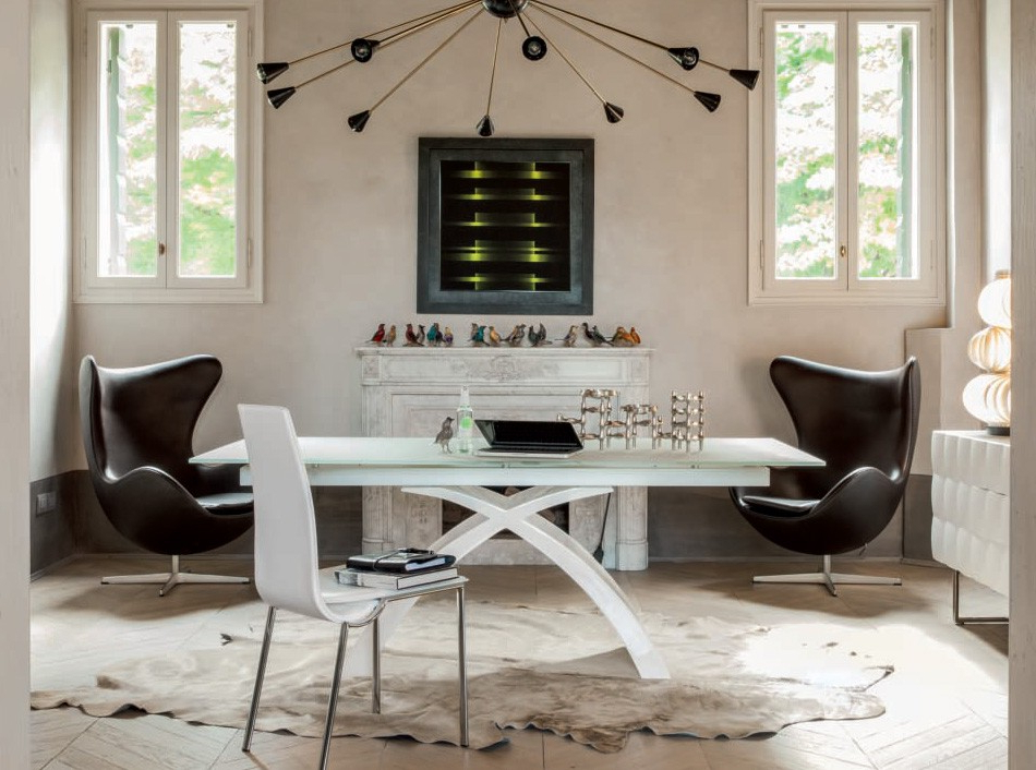 Tokyo Dining Tables Within Fashionable Glass Dining Table Tokyotonin Casa – Dining Tables – Dining (View 19 of 20)