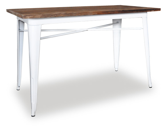 Tolix Dining Table – Small Inside Favorite Dining Tables 120X (View 17 of 20)