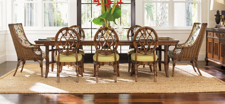 Tommy Bahama Bali Hai Dining Collectiondining Rooms Outlet For Best And Newest Bali Dining Tables (View 18 of 20)