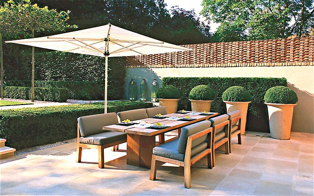 Top Designers' Favourite Garden Furniture In Pictures – Telegraph Intended For 2018 Garden Dining Tables (View 19 of 20)