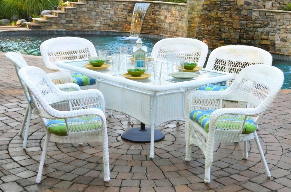 Tortuga Outdoor With Regard To 2018 Outdoor Tortuga Dining Tables (View 17 of 20)