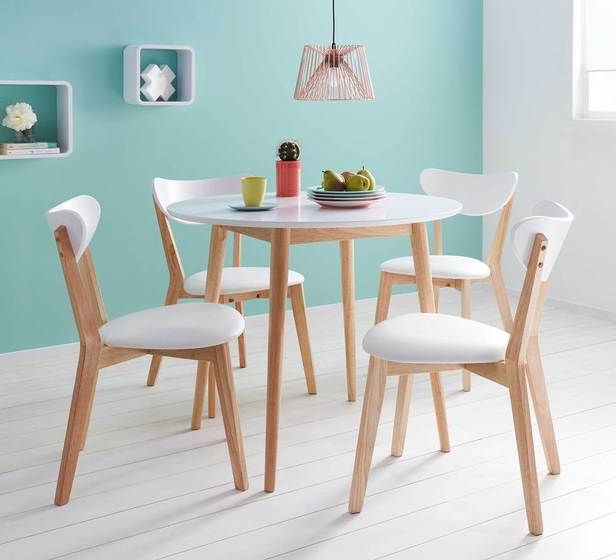 Toto 5 Piece Dining Set (Gallery 12 of 20)