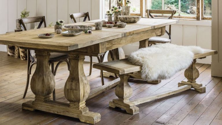 Traditional Dining Tables Inside Most Up To Date 10 Best Traditional Dining Tables (View 16 of 20)