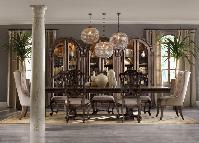 Traditional Dining Tables Regarding Current Dining Rooms Traditional Dining Tables New Yorkantique Oak (View 4 of 20)