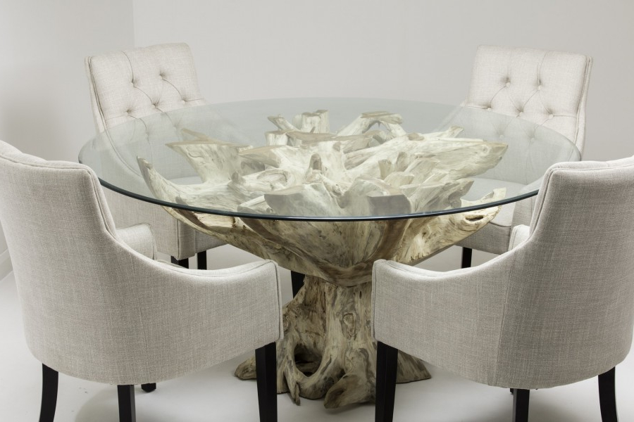 Tree Roots 100Cm Dining Table (View 15 of 20)
