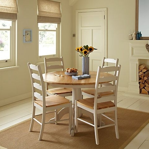 Trendy 4 Seater Extendable Dining Tables With Regard To Buy John Lewis Regent Round 4 6 Seater Extending Dining Table Online (View 18 of 20)