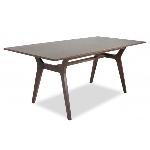 Trendy Birch Dining Tables Regarding Birch Mid Century Modern Dining Table (Ef Z3 Dt006)Edloe Finch (View 20 of 20)