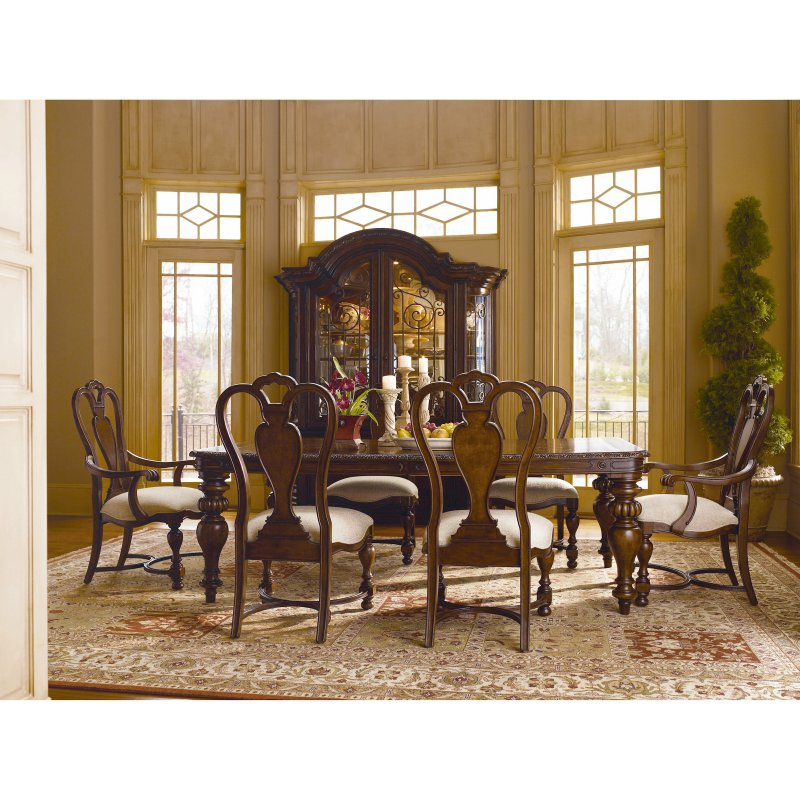 Trendy Buy Bolero Seville 7 Piece Dining Set From Universal Furniture In Universal Dining Tables (View 12 of 20)