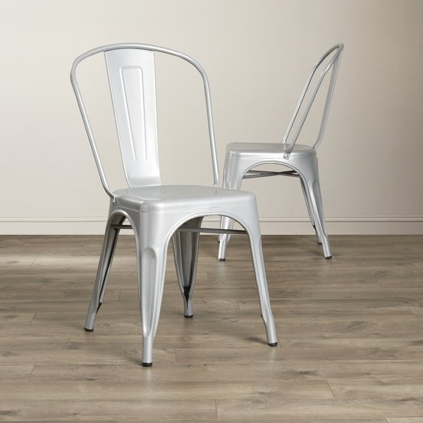 Trendy Caira 7 Piece Rectangular Dining Sets With Diamond Back Side Chairs Regarding 24 Inch Dining Chairs (View 17 of 20)
