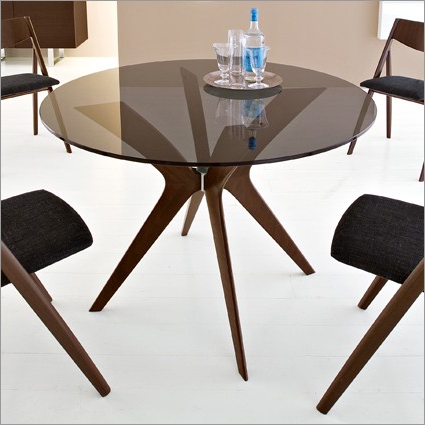 Trendy Calligaris Tokyo Round Table Inside Tokyo Dining Tables (Gallery 16 of 20)