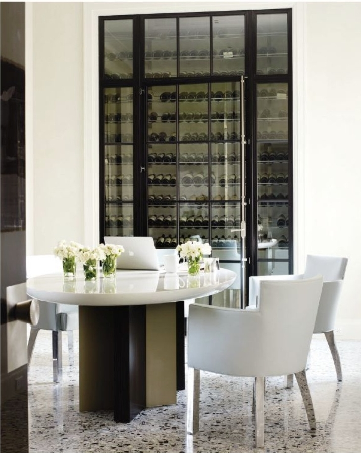 Trendy Celler Grey Side Chairs In 41 Best Dining Room Ideas Images On Pinterest (View 17 of 20)