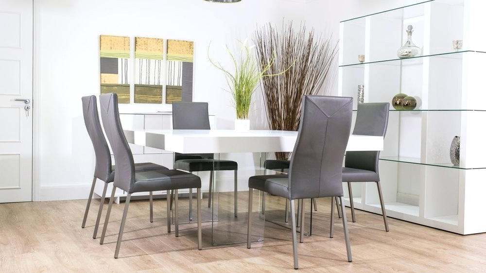 Trendy Decoration: Square Eight Seater Dining Table Intended For Dining Tables For Eight (View 9 of 20)