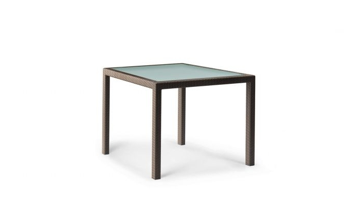 Trendy Dedon Barcelona Dining Table 100 X 100 Cm (View 16 of 20)