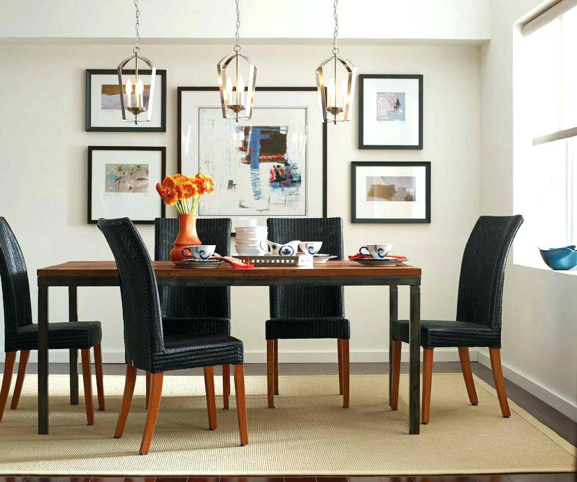 Trendy Dining Table Lamp Most Contemporary Dining Room Light Height Elegant Intended For Over Dining Tables Lighting (View 17 of 20)